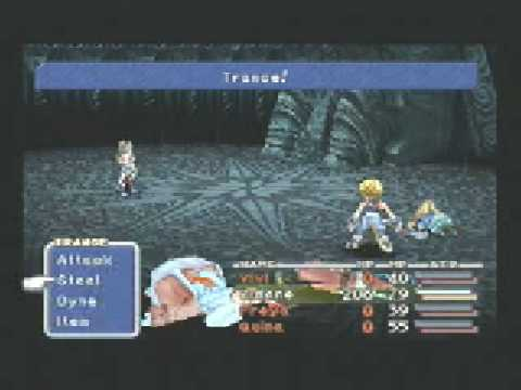 Final Fantasy IX Solo - Beatrix 1st Fight