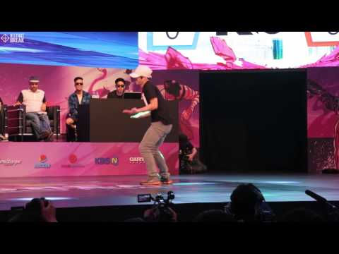 OCTOPUS v BLOND / TOP16 / R16 2014 Final Bboy 1 on 1 / Allth
