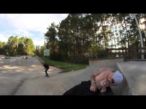 POW!!skateboards Treaty Skatepark Jam