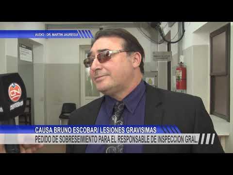Sobreseyeron a Jorge Boujon, el funcionario del área de inspección municipal que había sido imputado por el accidente de Bruno Escobar