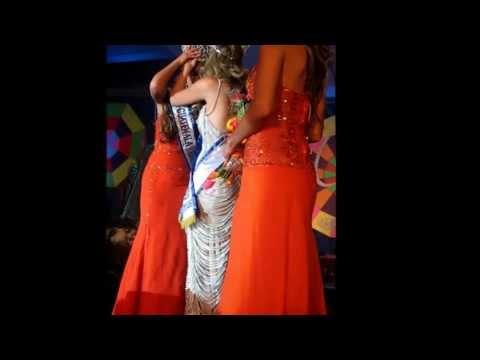 Alida Boer - Miss Guatemala 2008