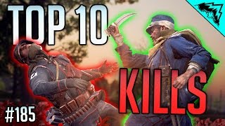 TRENCH RAIDER KILLSTREAK - Top 10 Battlefield 1 Plays of the Week (BF1 Compilation Top 10) WBCW 185