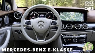 Mercedes-Benz E220d Fahrbericht Review Test Tech-Check
