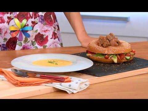 Сырный суп: рецепт Насти Кожевниковой – Все буде добре. Выпуск 1100 от 05.10.17