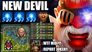 NEW EBOLA EPIC PRO Disruptor MID Delete Immortal Invoker 7.20 META Craziest Gameplay by Lis Dota 2