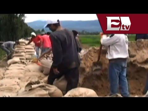 Inicia en Valle de Chalco el entubamiento del río Acapol/ Comunidad