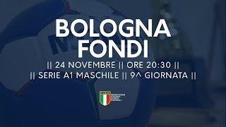 Serie A1M [9^]: Bologna - Fondi 18-22