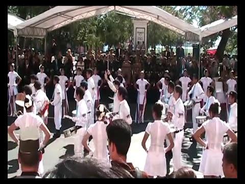 Desfile del Colegio Nacional de Luque