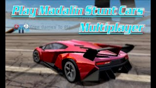 Play Madalin Stunt Cars Multiplayer - Car Games Online Free Driving Games To Play