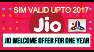 JIO 1 YEAR UNLIMITED TRICK [CONFIRMED]