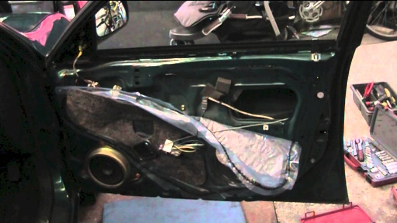 Honda Van Inside >> Car Lock Replacement - YouTube