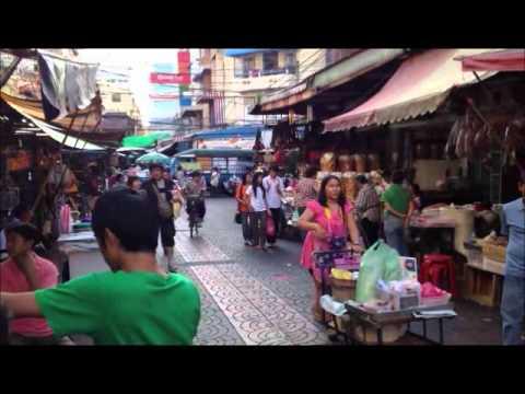 Неизданное - Бангкок