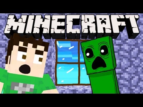 Minecraft - CREEPER INFILTRATION