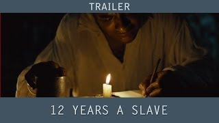 12 Years a Slave Trailer (2013)