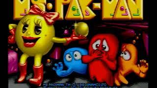 Ms. Pac-Man [Consoles Comparison] (NES, SEGA Genesis, SNES & SEGA Master System)
