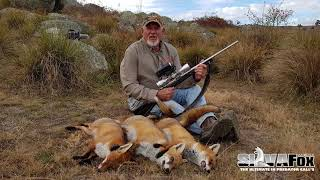 Fox Hunting In the New England with the Silva Fox Whistle and Ron Kiehne.