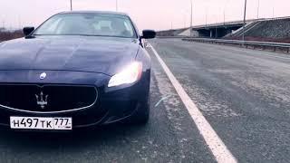 Тест драйв Maserati - KonstantinOMG