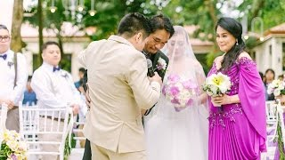 Download Lagu Singing Groom - Beautiful In White (Terence & Frances Wedding) Gratis STAFABAND