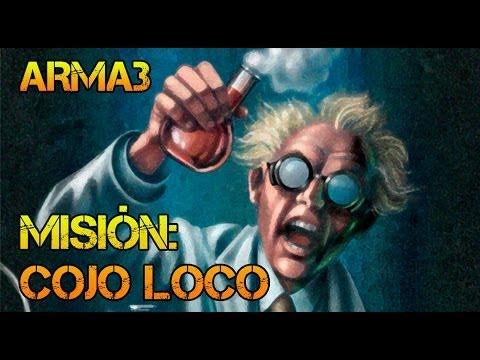Arma 3 | Operación Cojo Loco | COOP MISION | GRUPO AEN