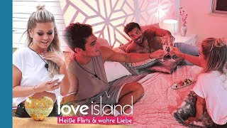 FIRST LOOK: Double Date in der Privat-Suite & Tränen bei Melissa I Love Island - Staffel 3