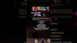 Tri-Sports MAME Arcade cabinet Retropie vertical theme