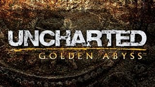 CGRundertow UNCHARTED_ GOLDEN ABYSS for PlayStation Vita Video Game Review