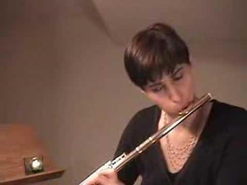 Nina Perlove plays Astor Piazzolla Tango Etude #4