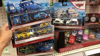 Disney Cars 2019 Diecast Toy Hunt Found Metallic Sally new 2 packs Next Gen Trainee Ronald Junyi