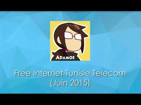 ★ Internet Gratuit Tunisie Telecom (Juin 2015)