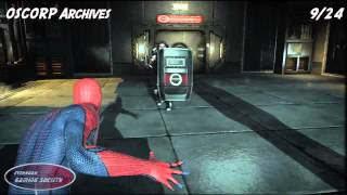 The Amazing Spider-Man - OSCORP Archives Collectibles