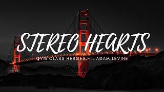 Download lagu Adam Levine - Stereo Hearts (no rap)[Lyrics]
