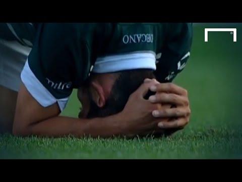 Barriga scores own-goal golazo