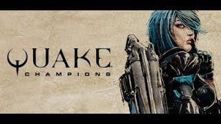 Quake Champions #25 update 2/08 краткий обзор