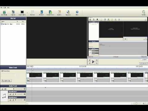 Video Pad Video Editor Part 1