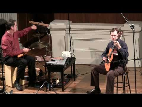 grauna (pernambuco) guitar and percussion