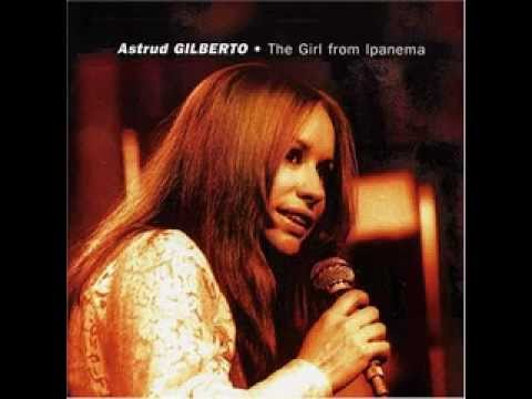 Astrud Gilberto-One note samba
