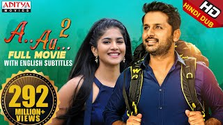 A AA 2 ( Chal Mohan Ranga ) 2019 New Released Hindi Dubbed Movie | Nithiin, Megha Akash