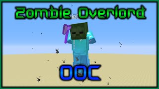 Minecraft: Zombie Overlord Boss | Only One Command