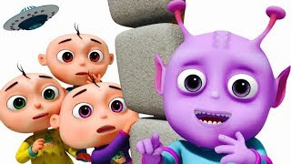Zool Babies Series - Alien Episode | Cartoon Series For Children | Videogyan Kids Shows