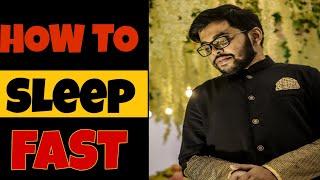 How to sleep fast ( BANGLA)। তাড়াতাড়ি ঘুমানোর সহজ উপায়