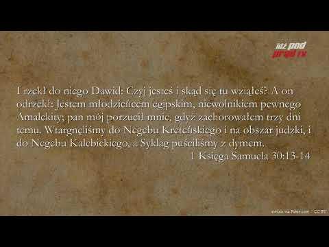 BIBLIA NA CO DZIEŃ: 1 Księga Samuela #30