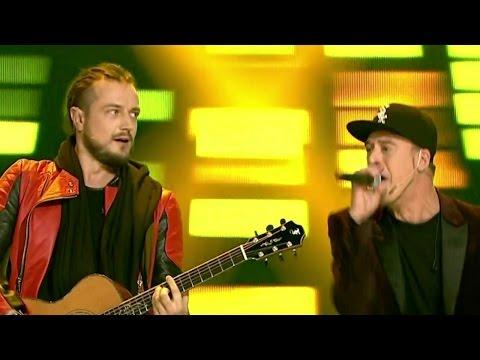 "The Voice of Poland VI - Tomson i Baron z drużyną - ""Faith"""
