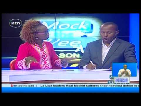 Mock the Week with Wilson Mburu 8th Feb 2015