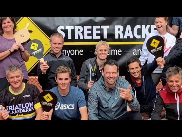 Street Racket ANYONE - ANYTIME - ANYWHERE