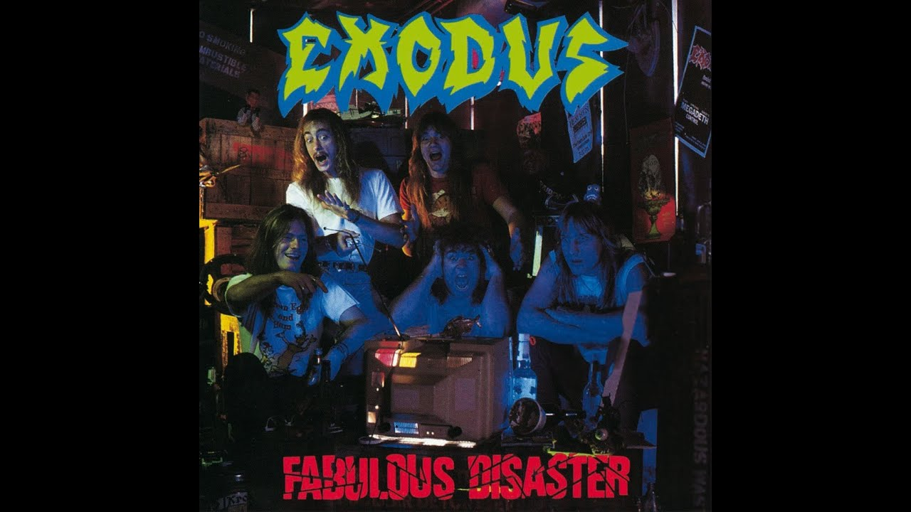 Exodus Fabulous Disaster Full Album Youtube