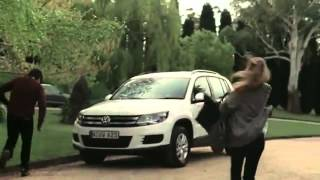 New Volkswagen Tiguan Very Funny Commercial