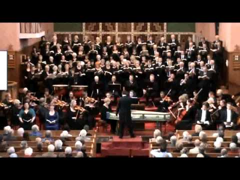 Handel: Messiah - 53 Worthy is the Lamb that was slain (Napier Civic Choir)