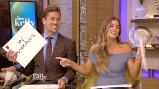 The Nearly-Wed Couple Challenge with Jojo Fletcher