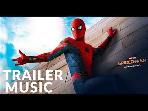 Spider-Man: Homecoming Official Trailer #1 Music | Audiomachine - Fate of the World | Epic Trailer