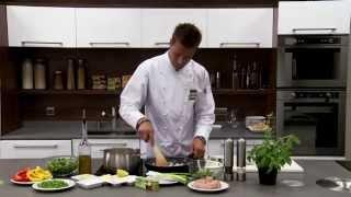 Knorr - Těstovinový salát s kuřetem, Jakub Škrobánek